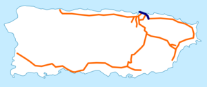Puerto Rico Highway 26 map.png