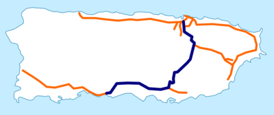 Puerto Rico Interstate 1 map.png
