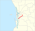 Roe Highway map.png
