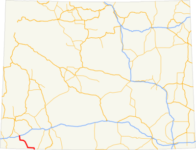 SR-414 WY map.png