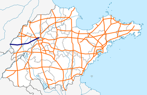 Shandong S1 map.png