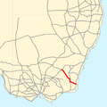 Snowy Mountains Highway map.png