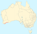 South Coast Highway map.png