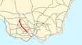 Sunraysia Highway map.png