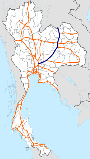 Thailand Route 2 map.png