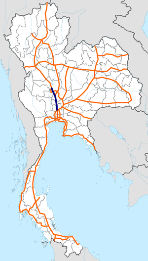 Thailand Route 32 map.png