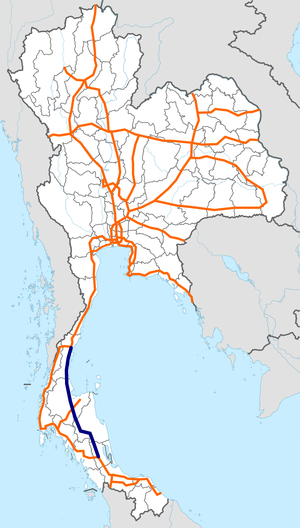 Thailand Route 41 map.png