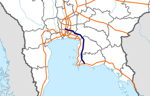 Thailand Route 7 map.png