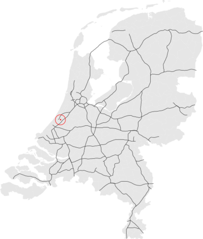 Tunnel Voorschoten map.png