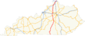US 127 KY map.png