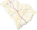 US 176 SC map.png