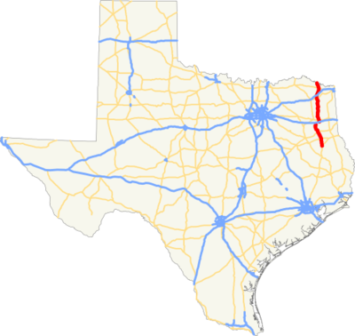 US 259 TX map.png