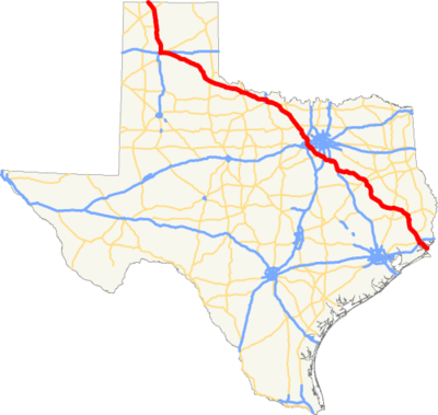 US 287 TX map.png