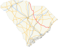 US 521 SC map.png