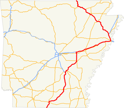 US 63 AR map.png